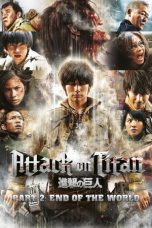Nonton film Attack on Titan II: End of the World terbaru