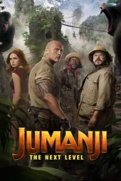 Nonton film Jumanji: The Next Level terbaru
